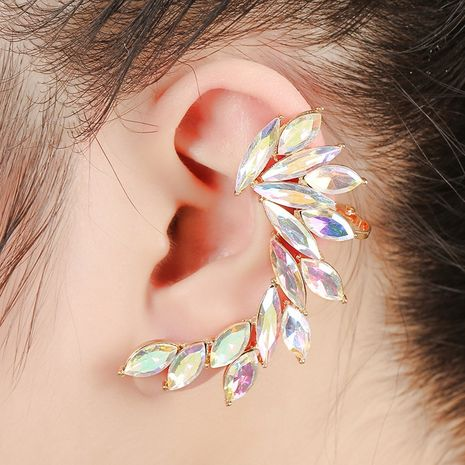 alloy colorful diamond ear clip NHYE281816's discount tags