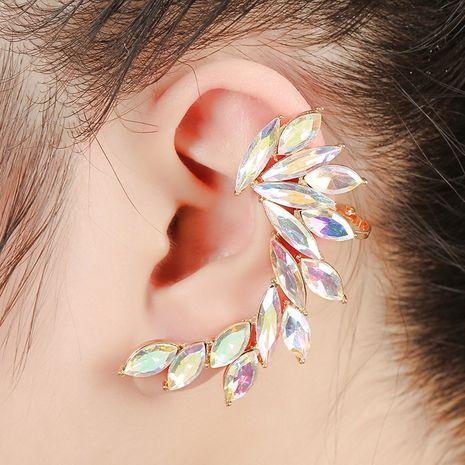 clip d'oreille diamant coloré en alliage NHYE281816's discount tags