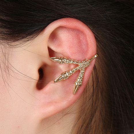 clip d'os d'oreille de griffe de crâne de mode NHYE281831's discount tags