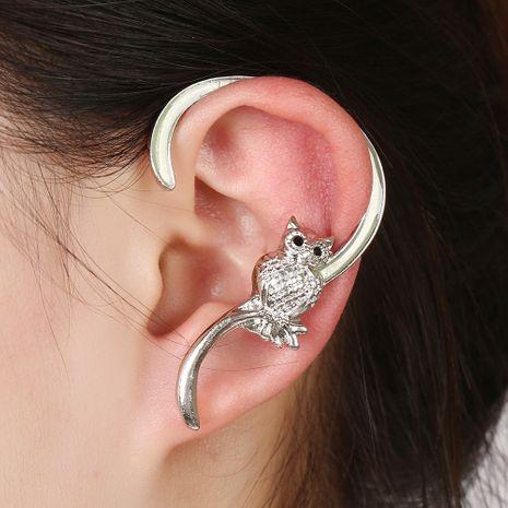 Boucles d'oreilles hibou fluorescentes NHYE281839's discount tags