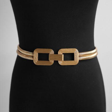 Korean  simple wild chain  metal thin belt  NHJQ281905's discount tags