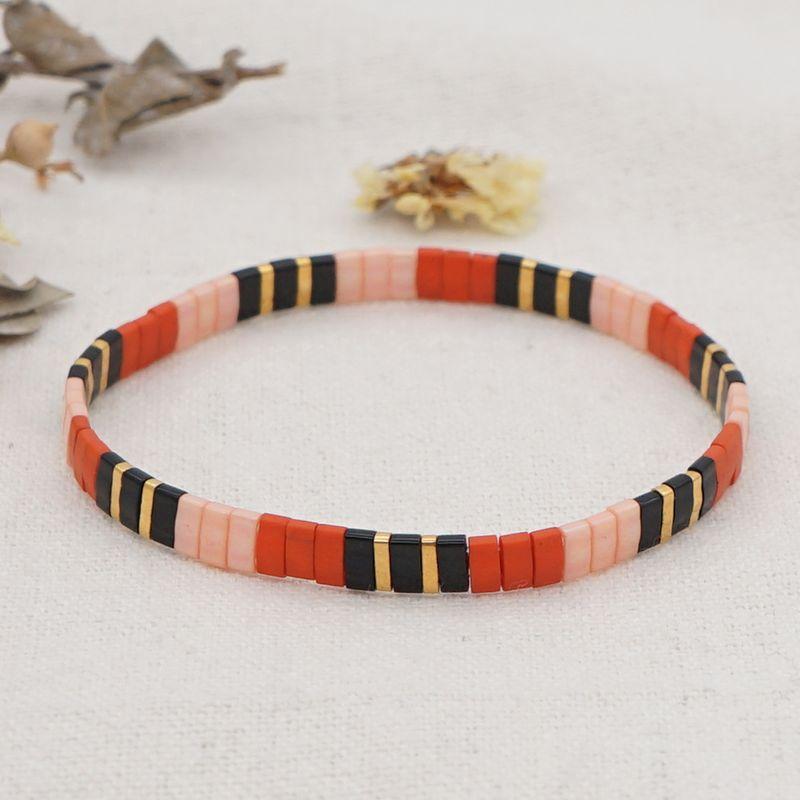 rice beads bracelet NHGW282137
