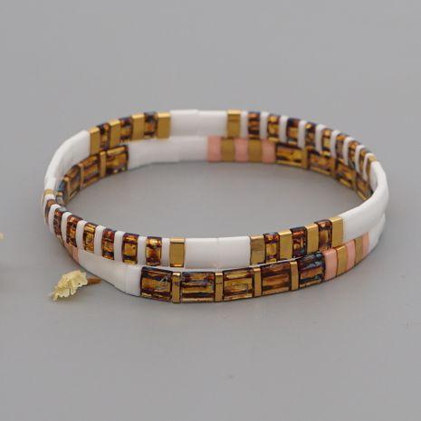 pulsera de pareja étnica retro bohemia NHGW282141's discount tags