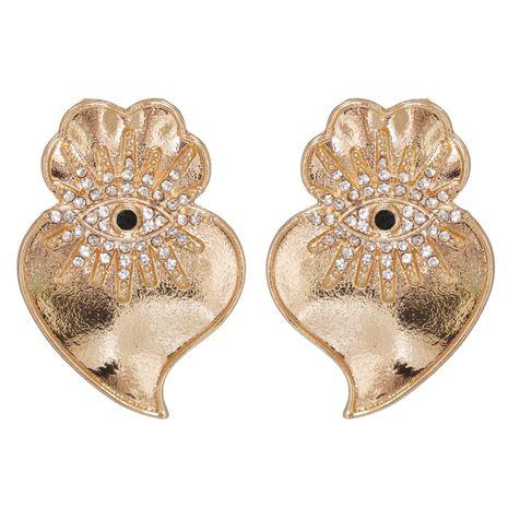 boucles d'oreilles oeil du diable personnalisées NHJJ282159's discount tags