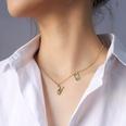 NHOK1256291-Golden-necklace-42+5cm