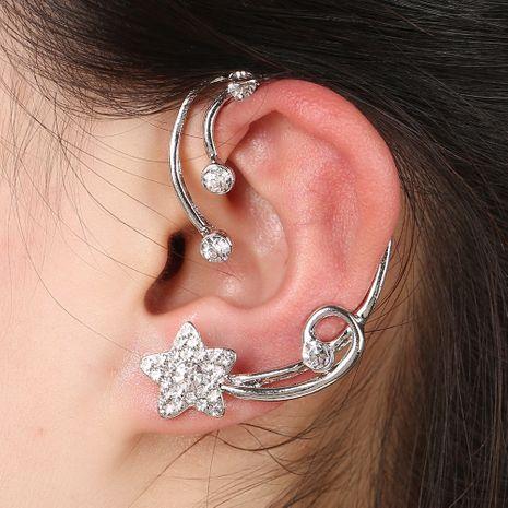 clip d'oreille étoile simple NHYE281802's discount tags