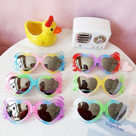 Children's cartoon sunshade UV protection sunglasses  NHBA282199's discount tags