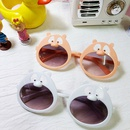 Cartoon cute bear children fashion sunglasses  NHBA282201