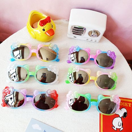 Children's Cute Anti-UV Fashion Sunglasses  NHBA282205's discount tags