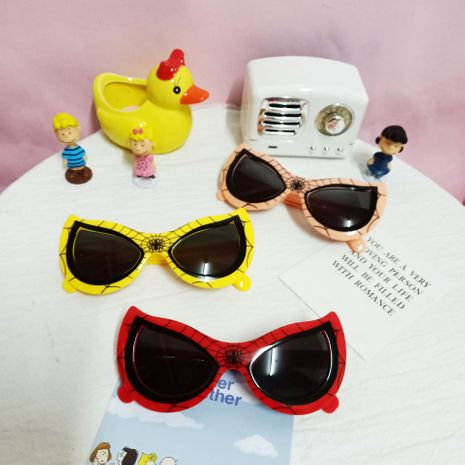 cartoon fashion children sunglasses NHBA282206's discount tags