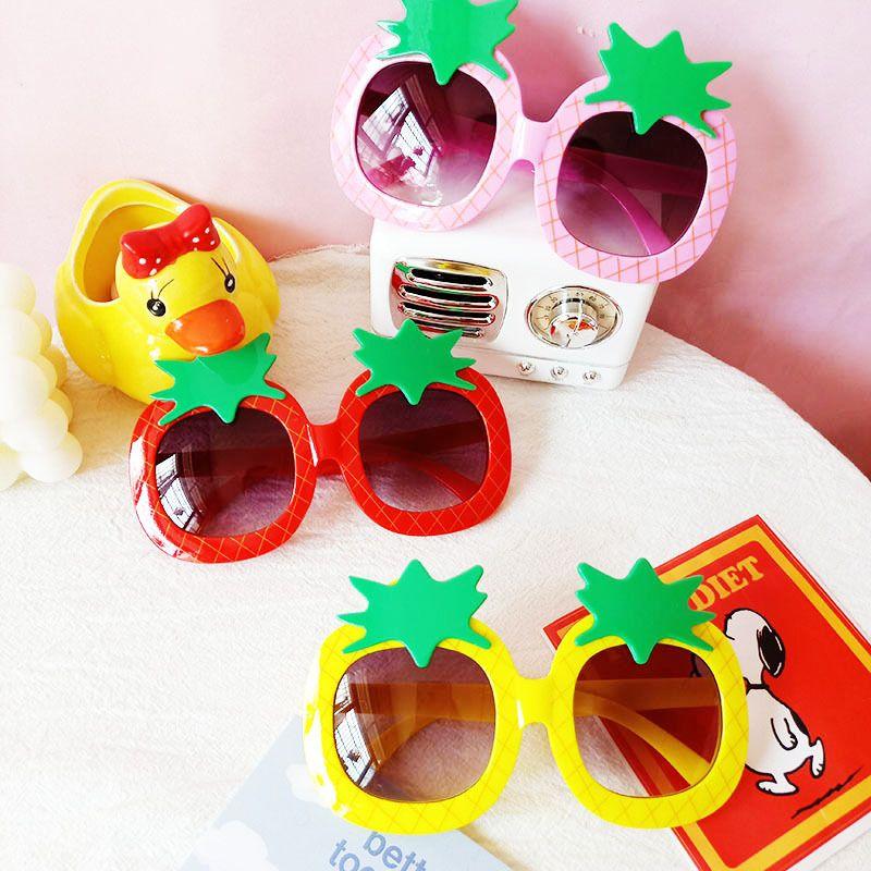 children's cute cartoon fashion sunglasses  NHBA282209
