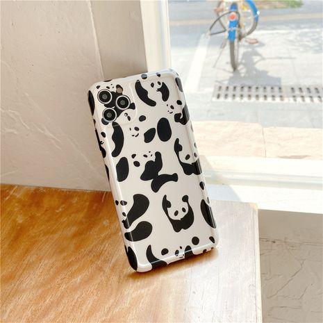 Cas de téléphone portable mignon de bande dessinée Panda Apple 12mini XS Max pour 11pro 8plus NHFI282309's discount tags