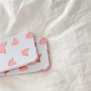 Cute cartoon fresh pink peach mobile phone case for iPhone12mini 11pro Apple se2 soft shell XR NHFI282324