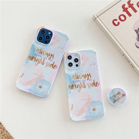 Coque de téléphone portable aquarelle Apple 12mini max pour iphone11Pro 8plus se2 XR XS NHFI282352's discount tags