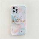 watercolor Apple 12mini max mobile phone case for iphone11Pro 8plus se2 XR XS NHFI282352