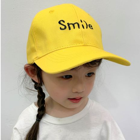 Gorra de béisbol con letras lindas para niños NHCM282504's discount tags