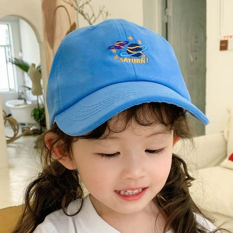 fashion embroidery children's baseball cap  NHCM282507's discount tags