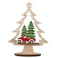 NHHB1264774-Wooden-DIY-Christmas-Tree-Decoration-Car-Model
