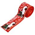 NHHB1264787-Car-Christmas-tree-ribbon-red-(one-5-meters)