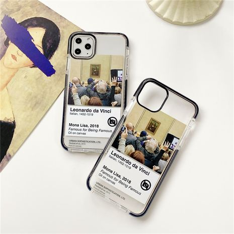 nouveau Apple 11 Pro mobile iphone xsmax soft shell anti-drop 8plus NHFI282345's discount tags