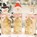Festive supplies Christmas wooden box  NHHB282695