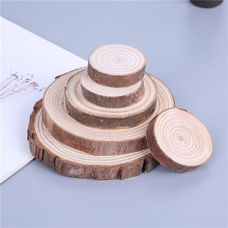 5-20cm thick wood coaster DIY wooden sign NHHB282703's discount tags