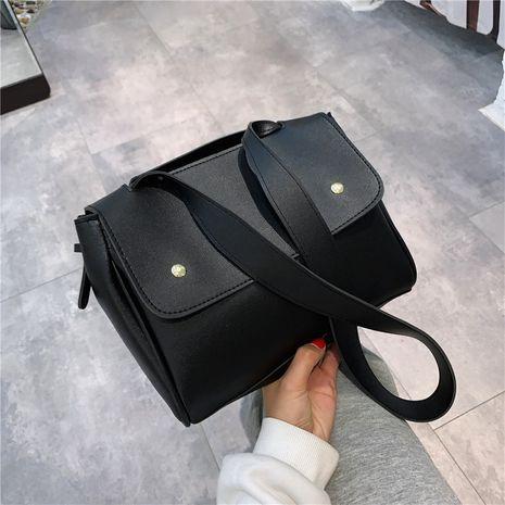 new trendy korean  all-match single shoulder bag NHRU282715's discount tags