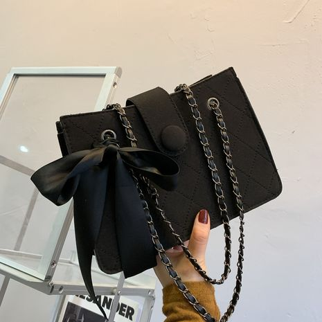 new trendy  all-match chain shoulder messenger bag NHRU282737's discount tags