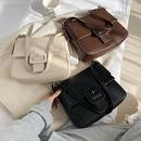 new fashion crocodile pattern shoulder messenger bag  NHLH282760