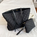 new fashion rhombic chain  nylon shoulder underarm bag NHLH282868