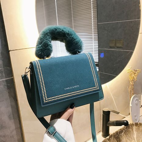 portable frosted  new  trend line retro ladies shoulder bag  NHJZ282887's discount tags