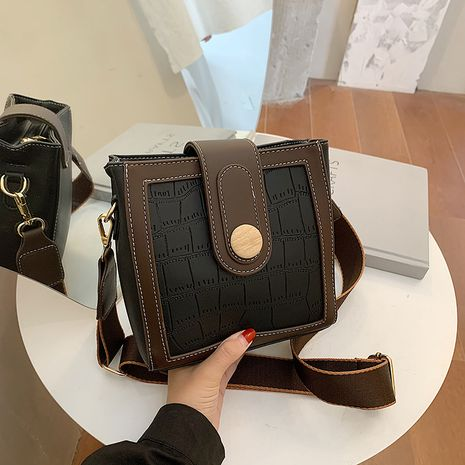 new fashion  all-match  fashion single shoulder messenger bag NHJZ282908's discount tags