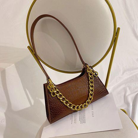 simple  trendy shoulder bag  NHJZ282926's discount tags