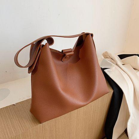 Korean  retro one-shoulder messenger bag  NHJZ282936's discount tags