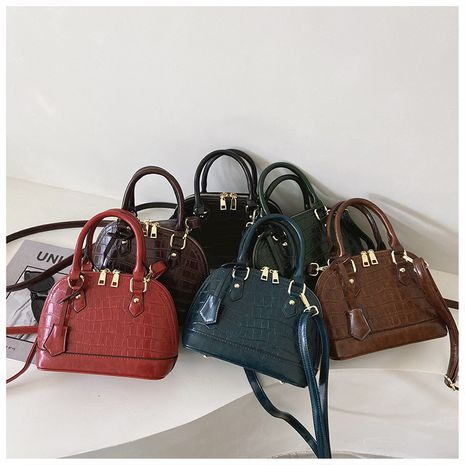 Stone pattern  new high-capacity handbags  NHLH283039's discount tags