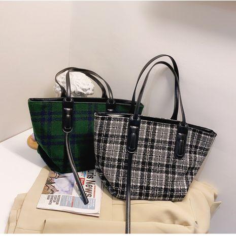 Koreanische neue Trend-Damentasche mit großer Kapazität NHGA283054's discount tags