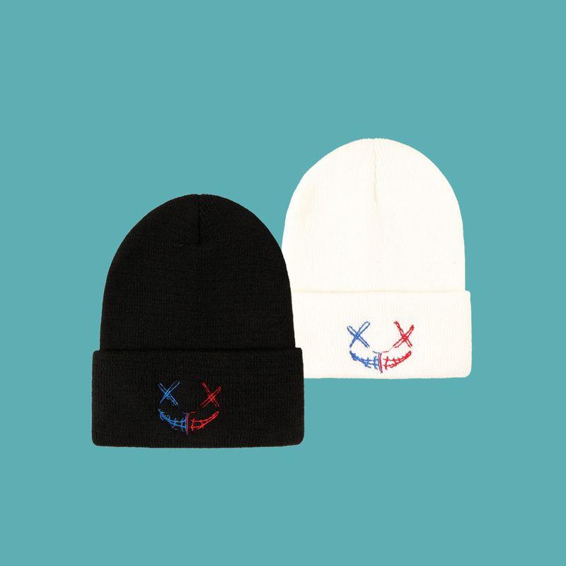 Korean knitted fashion warm woolen hat NHTQ279228