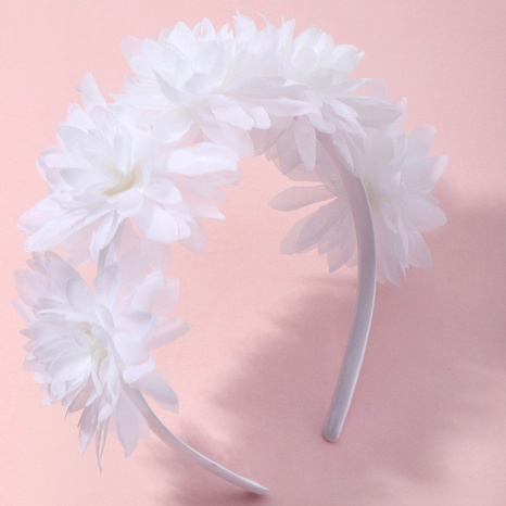 children's stage flower headband  NHNU283123's discount tags