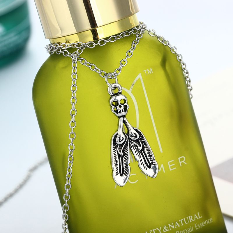 simple wild necklace NHAN283137