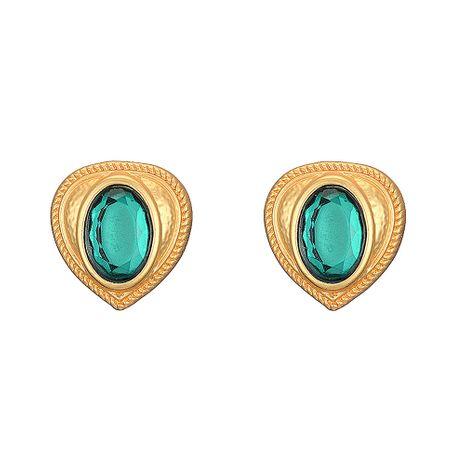 boucles d'oreilles coeur rétro en alliage baroque en gros NHOA283200's discount tags