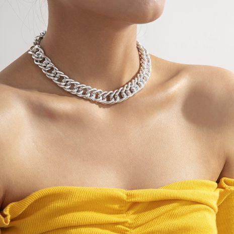 collier à pompons superposés NHXR283305's discount tags