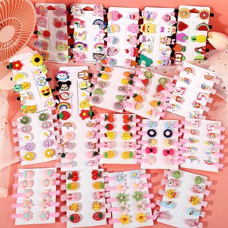 Pinzas para el cabello lindas para niños NHPJ283364's discount tags