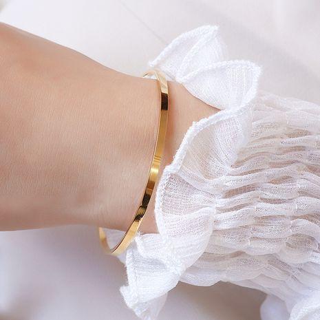 bracelet tricolore rétro simple tout assorti NHOK283580's discount tags