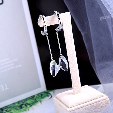 simple irregular earrings NHQD283729's discount tags