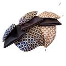 bowknot widebrimmed headband NHHD283890