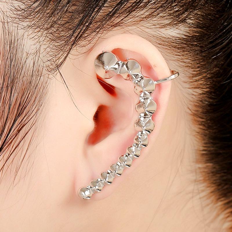 fashion rock  ear clip  NHYE284035