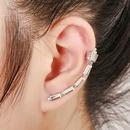 rhinestone fashion ear clips NHYE284063