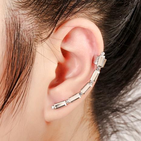 rhinestone fashion ear clips NHYE284063's discount tags