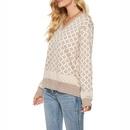 new Vneck retro diamond sweater NHJG284503