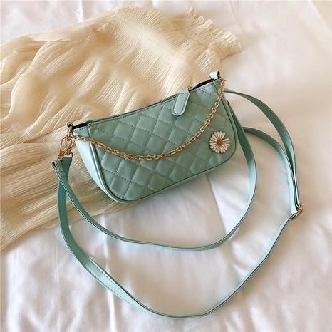 embroidery thread fashion underarm bag  NHRU284136's discount tags